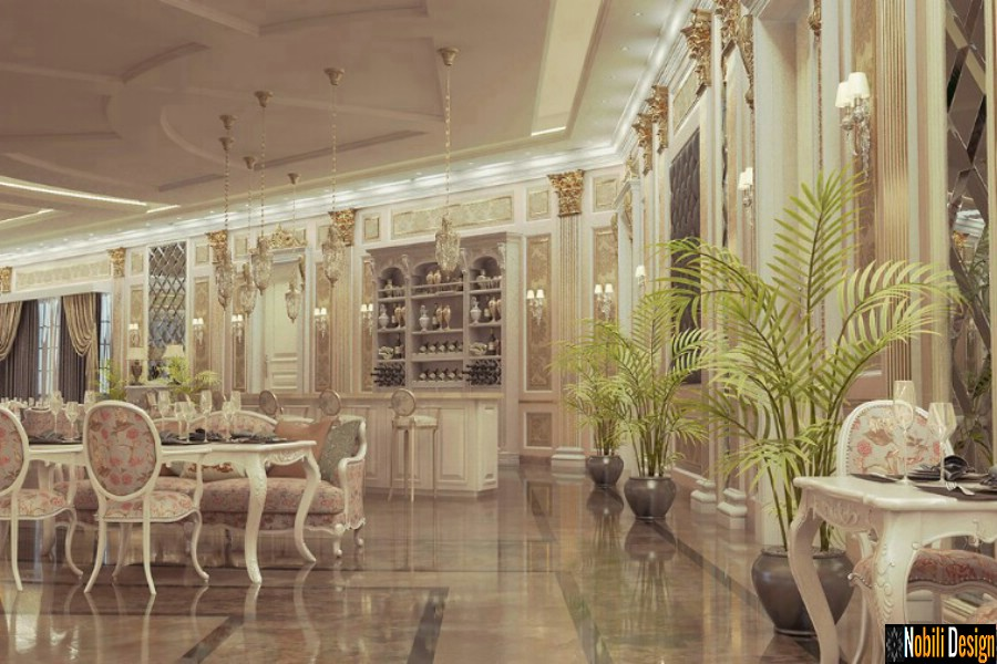 Interior design event hall restaurant Glasgow UK | Interior designer in Glasgow.