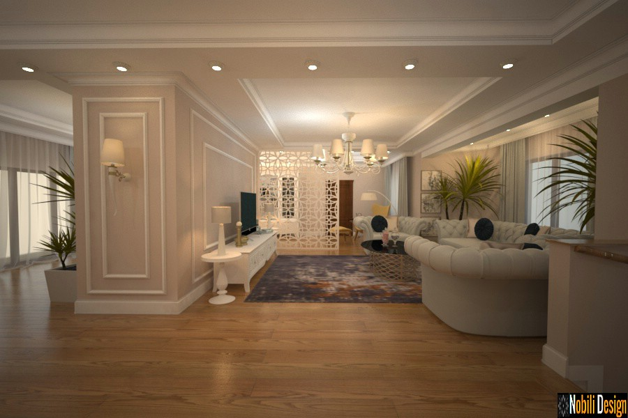 interior designer classic house London