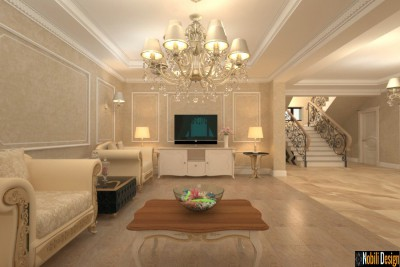 Interior classic design for house Suffolk