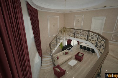 Interior Design Classic House in Glasgow